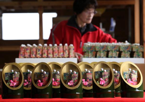 Hinamatsuri「Doll Making For Girl's Day In Full Swing」:写真・画像(13)[壁紙.com]