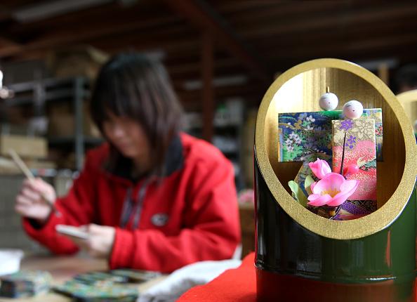 Hinamatsuri「Doll Making For Girl's Day In Full Swing」:写真・画像(7)[壁紙.com]