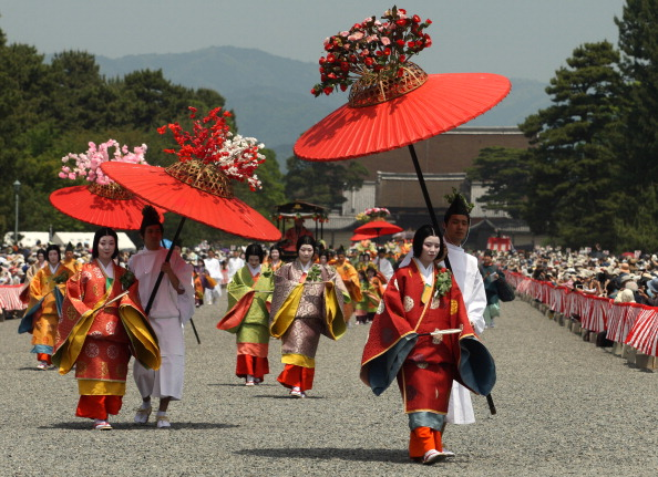 葵祭「Aoi Festival Takes Place In Kyoto」:写真・画像(11)[壁紙.com]