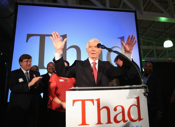 Incidental People「Thad Cochran Awaits Election Results After Close Run-Off Election」:写真・画像(19)[壁紙.com]