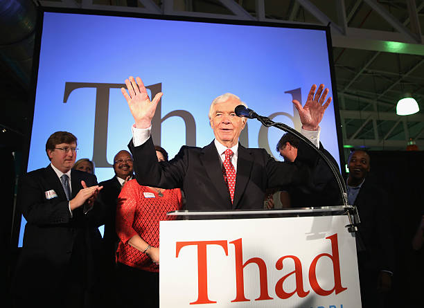 Thad Cochran Awaits Election Results After Close Run-Off Election:ニュース(壁紙.com)