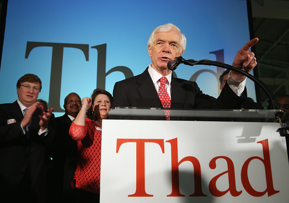 Incidental People「Thad Cochran Awaits Election Results After Close Run-Off Election」:写真・画像(18)[壁紙.com]