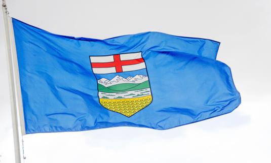 Coat Of Arms「Alberta Flag」:スマホ壁紙(18)