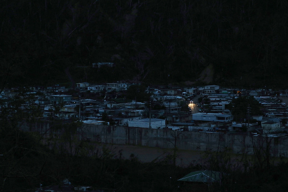 Electricity「Puerto Rico Faces Extensive Damage After Hurricane Maria」:写真・画像(2)[壁紙.com]