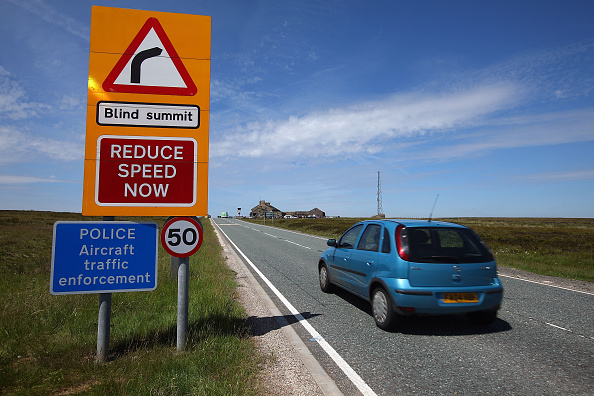 Road「The Most Dangerous Road In Britain Is Named As the A537」:写真・画像(5)[壁紙.com]