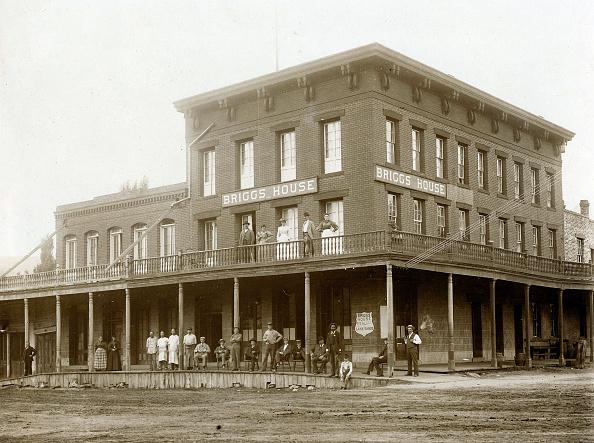 African-American Ethnicity「Briggs Hotel/ Stage Stop, Carson, Nevada, Ca. 1890S.」:写真・画像(16)[壁紙.com]