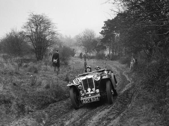 History「MG Magna of AJV Merritt at the Sunbac Colmore Trial, near Winchcombe, Gloucestershire, 1934」:写真・画像(3)[壁紙.com]