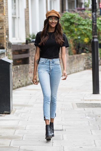 Skinny Jeans「Jourdan Dunn Sighting」:写真・画像(9)[壁紙.com]