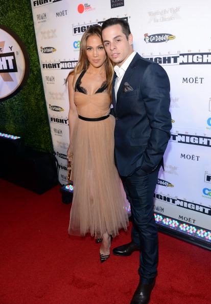 Halter Top「Celebrity Fight Night XIX - Red Carpet」:写真・画像(1)[壁紙.com]
