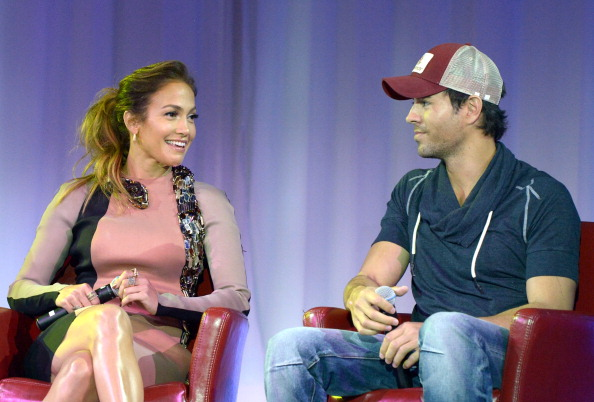 Enrique Iglesias - Singer「Enrique Iglesias, Jennifer Lopez And Wisin Y Yandel  Press Conference」:写真・画像(10)[壁紙.com]