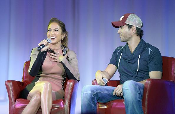 Enrique Iglesias - Singer「Enrique Iglesias, Jennifer Lopez And Wisin Y Yandel  Press Conference」:写真・画像(11)[壁紙.com]