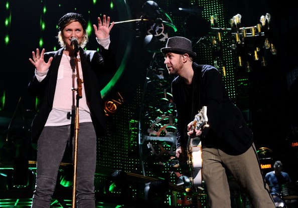 46th ACM Awards「46th Annual Academy Of Country Music Awards - ACM Fan Jam With Sugarland - Rehearsals」:写真・画像(15)[壁紙.com]