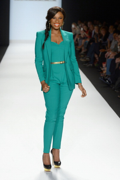 Black Shoe「Project Runway - Runway - Spring 2013 Mercedes-Benz Fashion Week」:写真・画像(4)[壁紙.com]