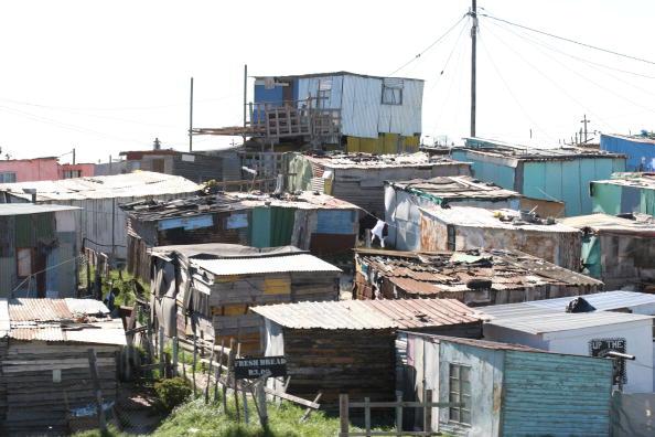 Slum「Khayelitsha Township」:写真・画像(18)[壁紙.com]