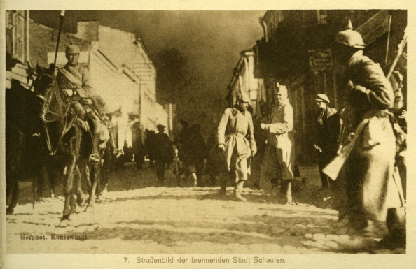 Military Invasion「Eastern Front towns under WWI German occupation」:写真・画像(15)[壁紙.com]
