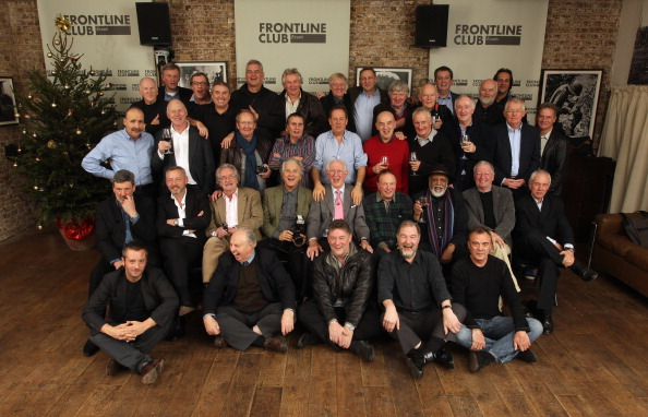 Dave Hogan「Fleet Street Photographers Gather For Frontline Club Reunion」:写真・画像(9)[壁紙.com]