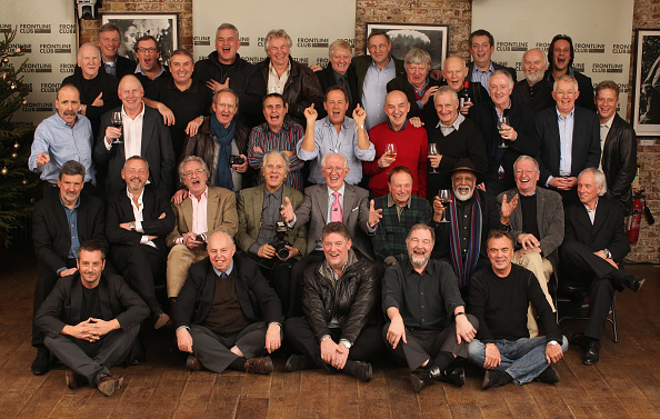 Dave Hogan「Fleet Street Photographers Gather For Frontline Club Reunion」:写真・画像(3)[壁紙.com]