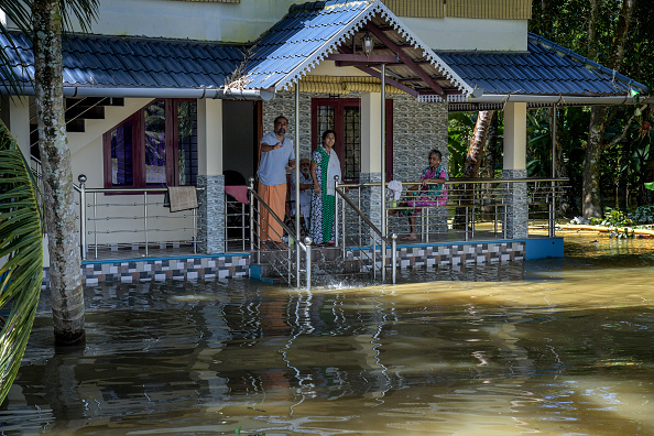 Atul Loke「Floods Hit Southern Indian State of Kerala」:写真・画像(12)[壁紙.com]