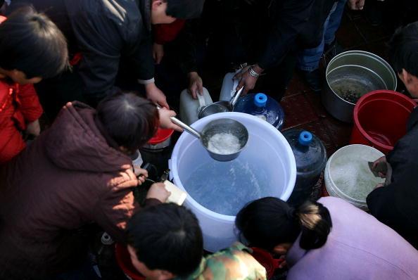 Heilongjiang Province「Toxic Effluent Pollutes Songhua River」:写真・画像(12)[壁紙.com]