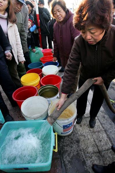 Heilongjiang Province「Toxic Effluent Pollutes Songhua River」:写真・画像(13)[壁紙.com]