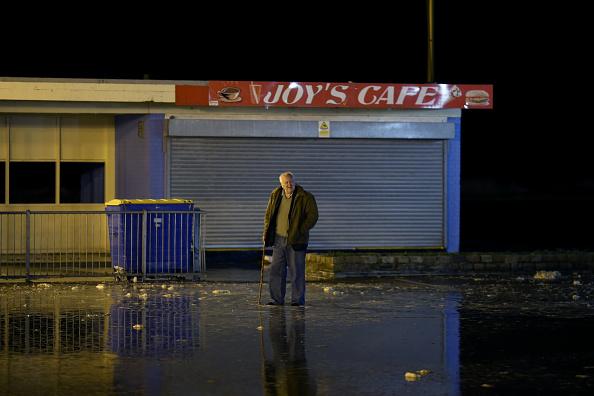 Stephen Pond「UK Hit By Severe Winds As Storm Surges Threaten Coastal Regions」:写真・画像(6)[壁紙.com]