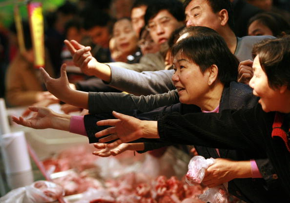 Haikou「Chinese People Prepare For Lunar New Year」:写真・画像(18)[壁紙.com]