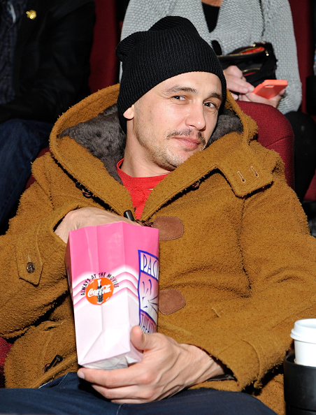 """Executive Producer「James Franco Attends The USC School Of Cinematic Arts Screening Of """"Don Quixote"""" At The Americana At Brand」:写真・画像(14)[壁紙.com]"""