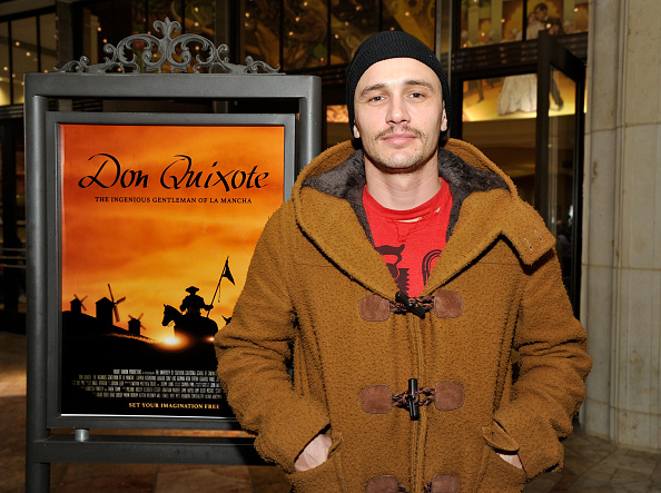"""Executive Producer「James Franco Attends The USC School Of Cinematic Arts Screening Of """"Don Quixote"""" At The Americana At Brand」:写真・画像(13)[壁紙.com]"""