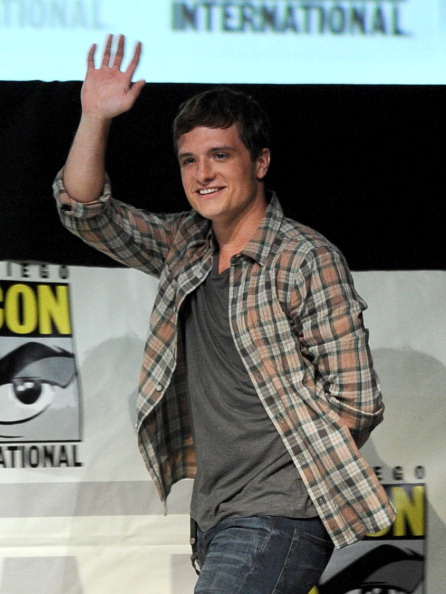"Fully Unbuttoned「Lionsgate Preview Featuring ""I, Frankenstein"" And ""The Hunger Games: Catching Fire"" - Comic-Con International 2013」:写真・画像(16)[壁紙.com]"