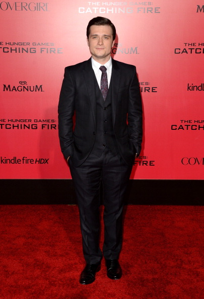 """Concepts & Topics「Premiere Of Lionsgate's """"The Hunger Games: Catching Fire"""" - Arrivals」:写真・画像(16)[壁紙.com]"""
