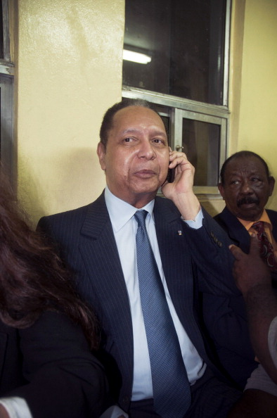 """Wireless Technology「""""Baby Doc"""" Duvalier Returns To Haiti After 25 Years In Exile」:写真・画像(12)[壁紙.com]"""