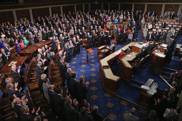 House Of Representatives「US House Of Representatives Votes To Elect A New Speaker」:写真・画像(3)[壁紙.com]