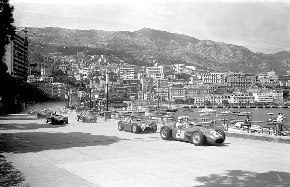 F1レース「Moss At Monaco」:写真・画像(9)[壁紙.com]