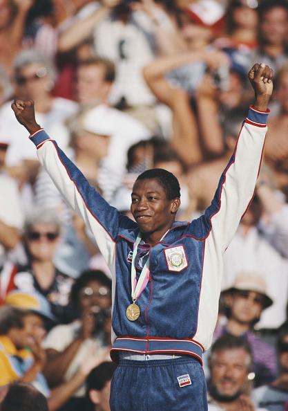 メダル授与式「XXIII Olympic Summer Games」:写真・画像(17)[壁紙.com]