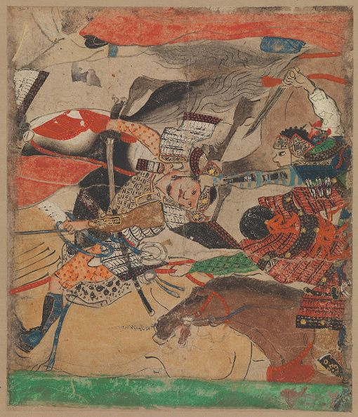 Circa 14th Century「Battle At Rokuhara」:写真・画像(10)[壁紙.com]