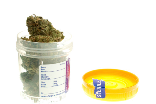 Specimen Holder「Marijuana drug testing」:スマホ壁紙(10)