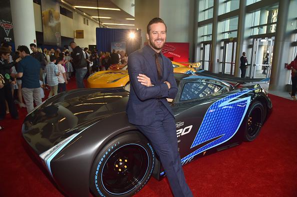 Armie Hammer「The World Premiere Of Disney/Pixar's 'Cars 3'」:写真・画像(9)[壁紙.com]