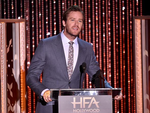 アーミー ハマー「19th Annual Hollywood Film Awards - Show」:写真・画像(7)[壁紙.com]