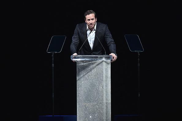Armie Hammer「2017 CFDA Fashion Awards - Show」:写真・画像(9)[壁紙.com]