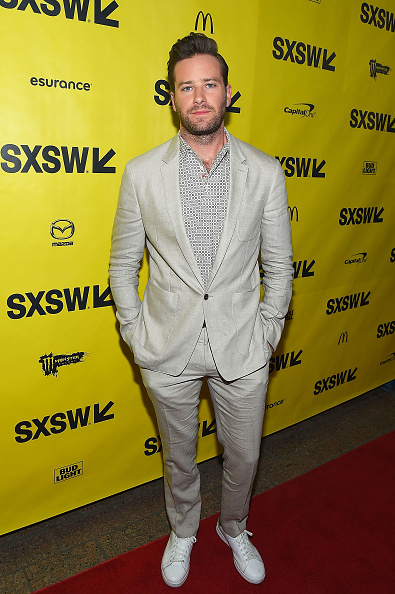 Armie Hammer「'FREE FIRE' Premiere - 2017 SXSW Conference and Festivals」:写真・画像(2)[壁紙.com]