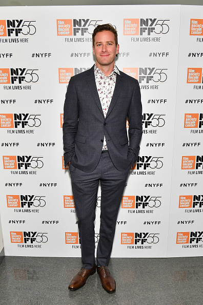 Armie Hammer「55th New York Film Festival - 'Call Me By Your Name'」:写真・画像(17)[壁紙.com]