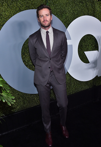 Armie Hammer「2016 GQ Men of the Year Party - Arrivals」:写真・画像(15)[壁紙.com]