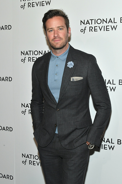 Armie Hammer「2018 The National Board Of Review Annual Awards Gala」:写真・画像(15)[壁紙.com]