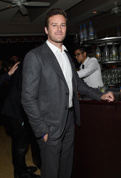 アーミー ハマー「Grey Goose Hosts Michael Sugar, Doug Wald And Warren Zavala Pre-Oscar Party At Sunset Tower」:写真・画像(19)[壁紙.com]