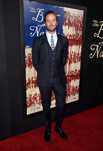 Armie Hammer「Premiere Of Fox Searchlight Pictures' 'The Birth Of A Nation' - Arrivals」:写真・画像(17)[壁紙.com]