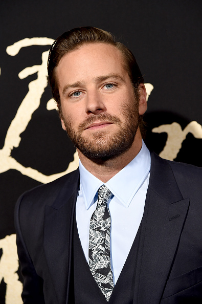 Armie Hammer「Premiere Of Fox Searchlight Pictures' 'The Birth Of A Nation' - Arrivals」:写真・画像(11)[壁紙.com]