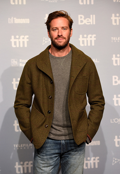 Armie Hammer「2017 Toronto International Film Festival - 'Call Me By Your Name' Press Conference」:写真・画像(6)[壁紙.com]