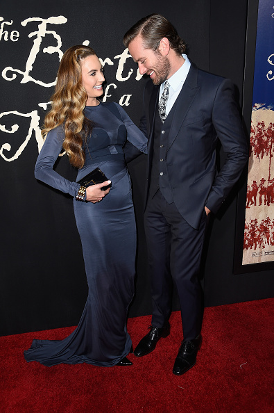 Armie Hammer「Premiere Of Fox Searchlight Pictures' 'The Birth Of A Nation' - Arrivals」:写真・画像(18)[壁紙.com]