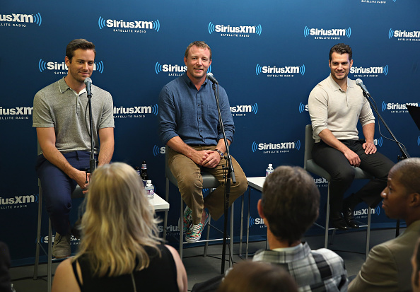 SIRIUS XM Radio「SiriusXM's Town Hall With Guy Ritchie, Henry Cavill, Armie Hammer And Lionel Wigram」:写真・画像(12)[壁紙.com]
