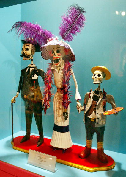 Tim Boyle「Dia De Los Muertos Is Celebrated In Chicago」:写真・画像(6)[壁紙.com]